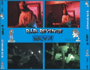 R.I.P. Revenge + WAAN DVD-Video